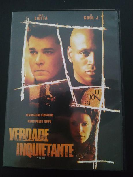 Verdade Inquietante - Dvd Original