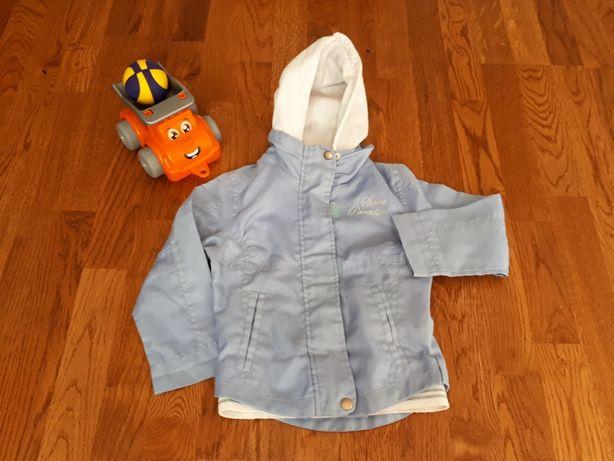 Продаем детскую куртку ветровочку