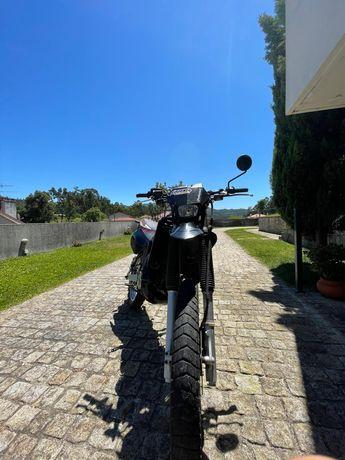 Yamaha DTR125 4BL 11KW