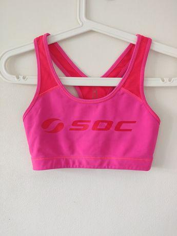 Biustonosz sportowy SOC 36 S fitness