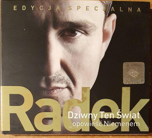 Janusz Radek - Dziwny Ten Świat. Opowieść Niemenem. 2 CD
