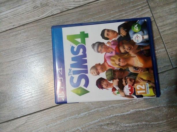 Gra Sims4 na ps4