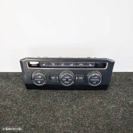 VW: 5NA907044N , 5NC820073A Comando chauffage VW TIGUAN (AD1) 2.0 TDI
