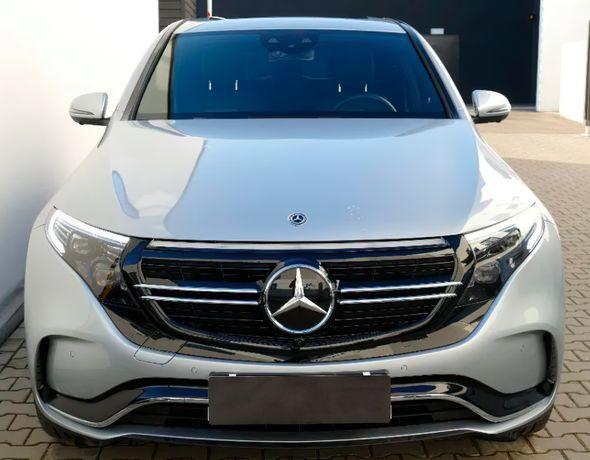 Продається авто Mercedes-Benz EQC 2020