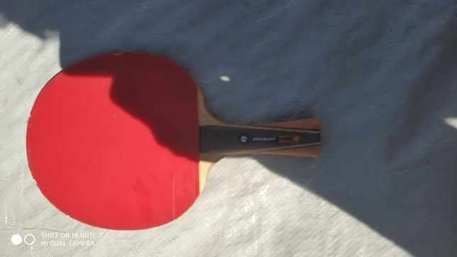 Raquete artengo ping pong