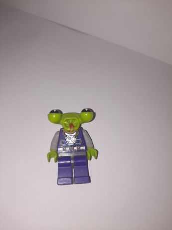 Lego Figurka space alien