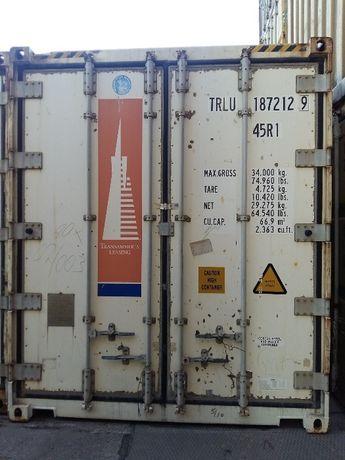 Рефрижератор контейнер, морской рефконтейнер 40 футов холодильник