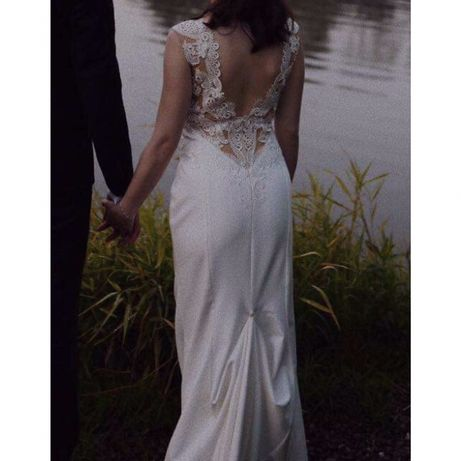 Suknia ślubna Livia Laura Viola Madonna 34 36