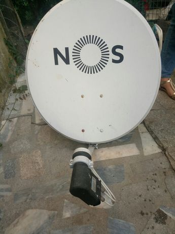 Prato satélite 4 saidas