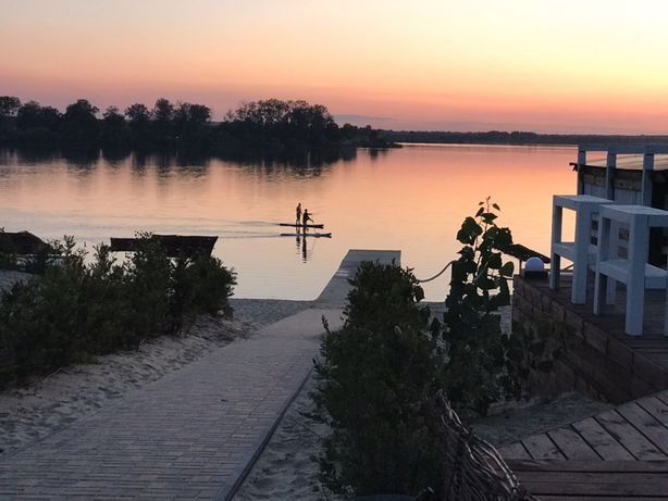 Комфортный семейный отдых на ,, Голубом озере''.