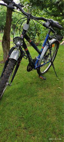Rower Utara Niebieski