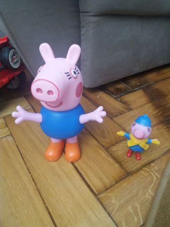 чоловічки, свинка Пеппа, машинки
