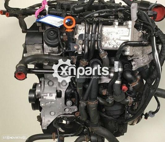 Motor VW GOLF VII Variant (BA5, BV5) 2.0 TDI   05.13 -  Usado REF. CRLB