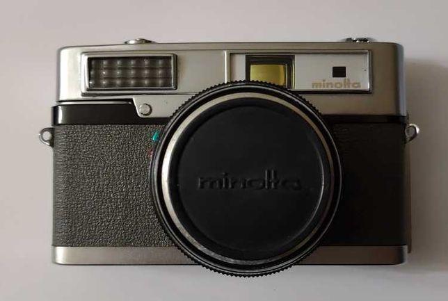 Máquina Fotográfica vintage Minolta