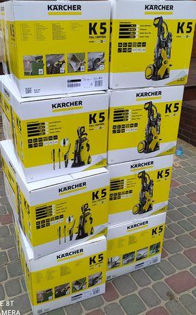 Минимойка Karcher K 5. Високого тиску. В Наявності!!! Кархер кершер