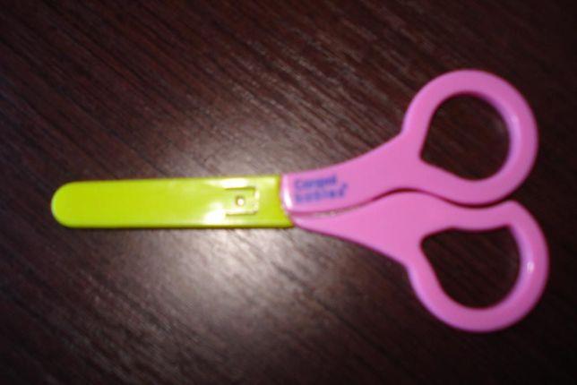 Детские ножницы Canpol c колпачком