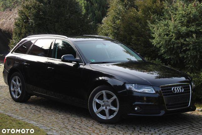 Audi A4 2,0 TDI CR 143 KM Ledy Nawigacja 175 tys km Opłacony
