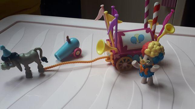 My little pony wóz powitalny