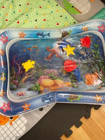 Водяний коврик акваріум