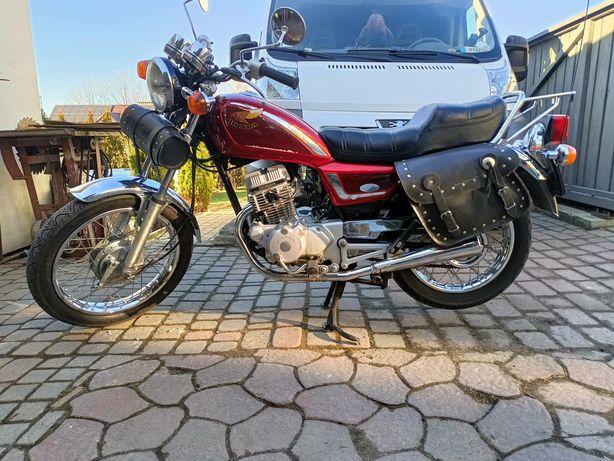 Honda CM 125cm 90r