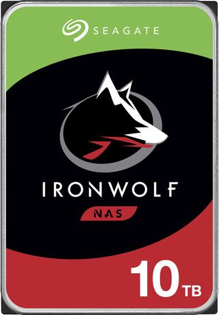 HDD Seagate IronWolf 10TB  | Жорсткий диск | Жесткий диск | Chia | Чиа