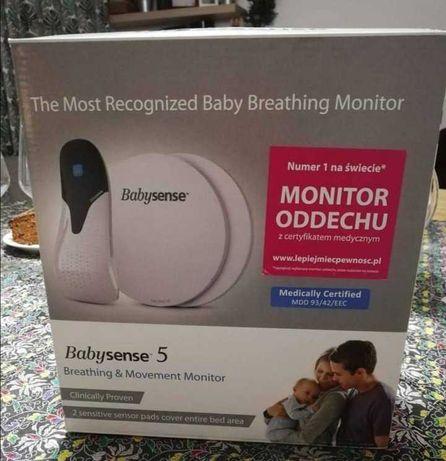 Monitor oddechu Bebysense5
