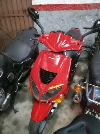 Scooter speedfight 2