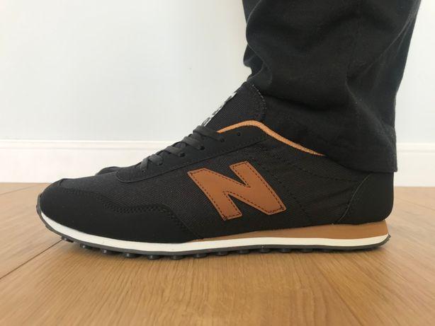 New Balance 410. Rozmiar 41. Czarne - Brązowe . ZAMÓW! NOWE!
