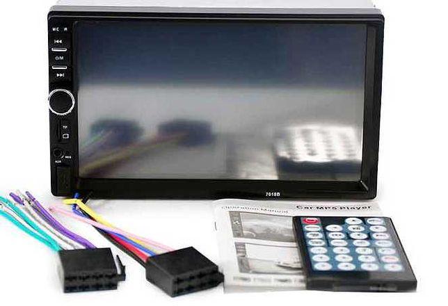 Автомагнитола Pioneer  2 дин  USB Bluetooth