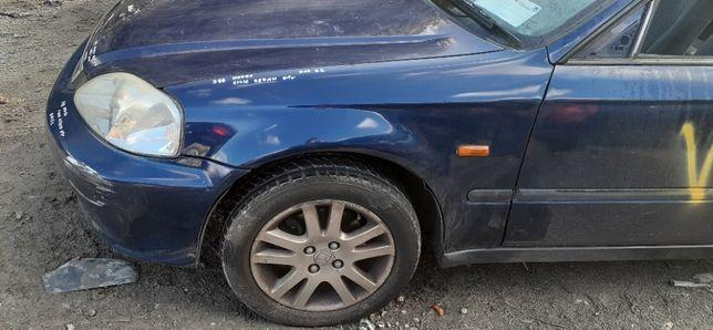 Błotnik Lewy Przedni Przód Honda Civic VI 95r-01r D14Z2