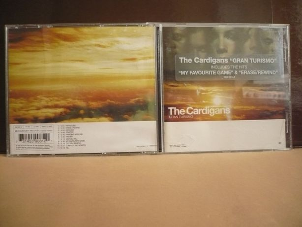 Sprzedam płytę CD The Cardigans - Gran turismo