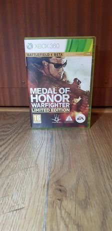 Medal of Honor Warfighter Limited Edition na Xbox 360