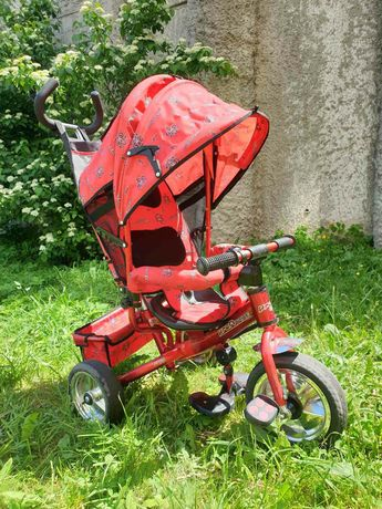 Трьохколісний велосипед Profi