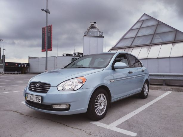Hyundai Accent avtomat
