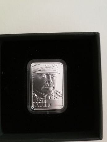 Moneta kolekcjonerska 10 złotych Józef Haller