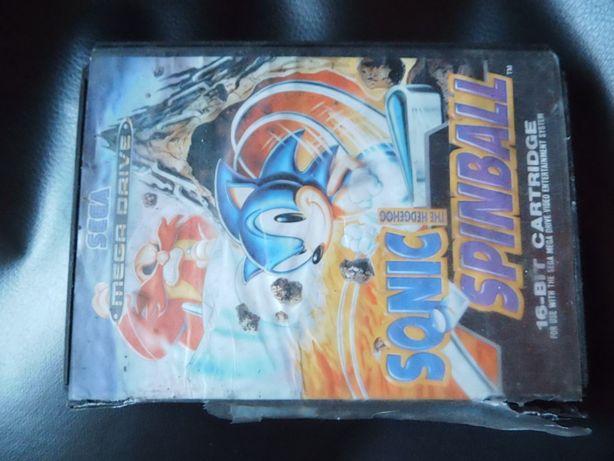Sega Mega Drive Sonic Spinball