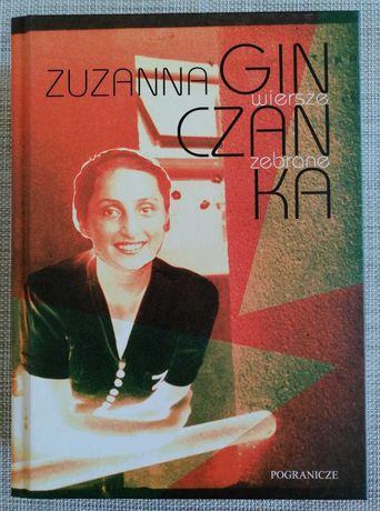 Zuzanna Ginczanka - wiersze zebrane