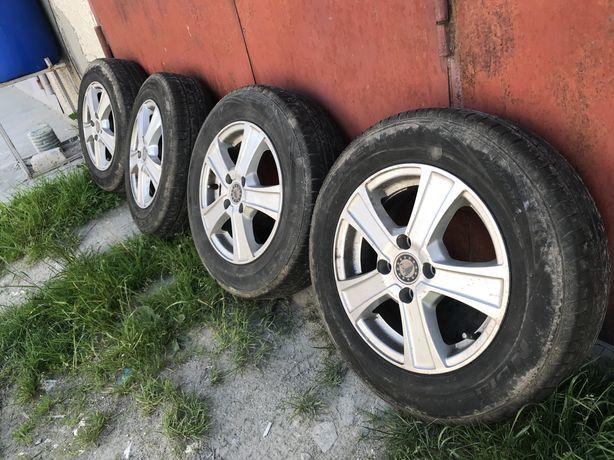 Продам диски з шинами Кіа Ріо 175/70R14 4*100