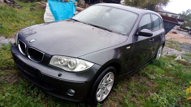 BMW 1e87  serwisowany