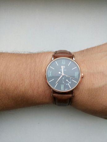 Zegarek unisex kwarcowy nowy elegancki