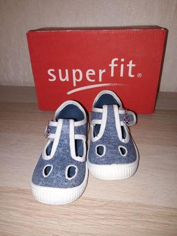 Тапочки Superfit 21 розмір