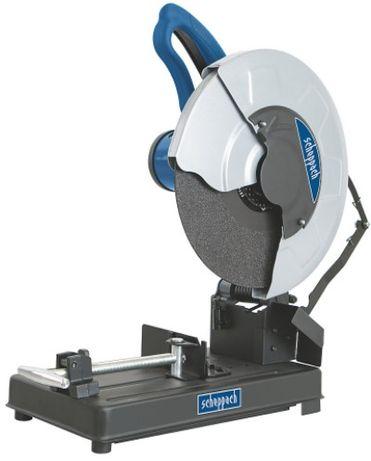 Serra de disco corte abrasivo para metal 200W Disco 355 mm 230V