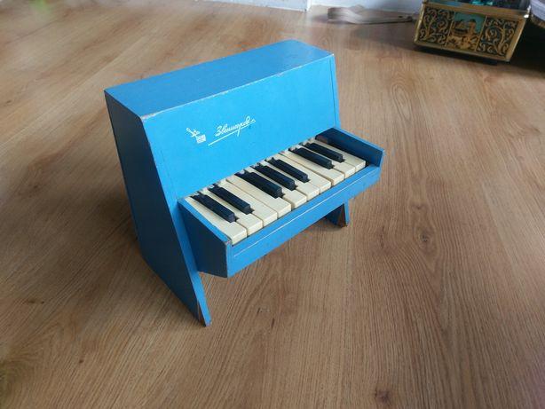 Pianino zabawka pianinko