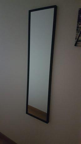 Espelho, preto40x150 cm