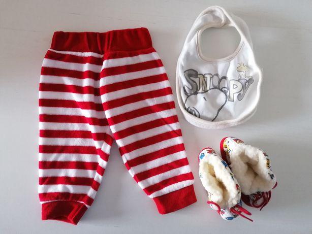 Oddam ubranka niemowlęce r. 56