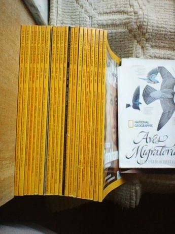 Colecao National Geographic em português