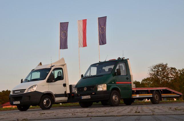 Usługi Transportowe Holowanie Auto Pomoc HOLTOM