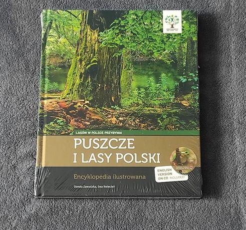 Puszcze i Lasy Polski Encyklopedia Multico Zawadzka Kwiecień Unikat