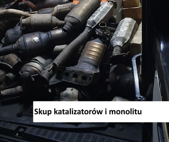 Skup katalizatorów i monolitu Olsztyn Elbląg Iława Ostróda Mrągowo