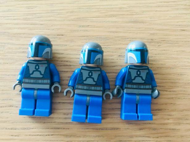 Figurki LEGO z serii LEGO star wars